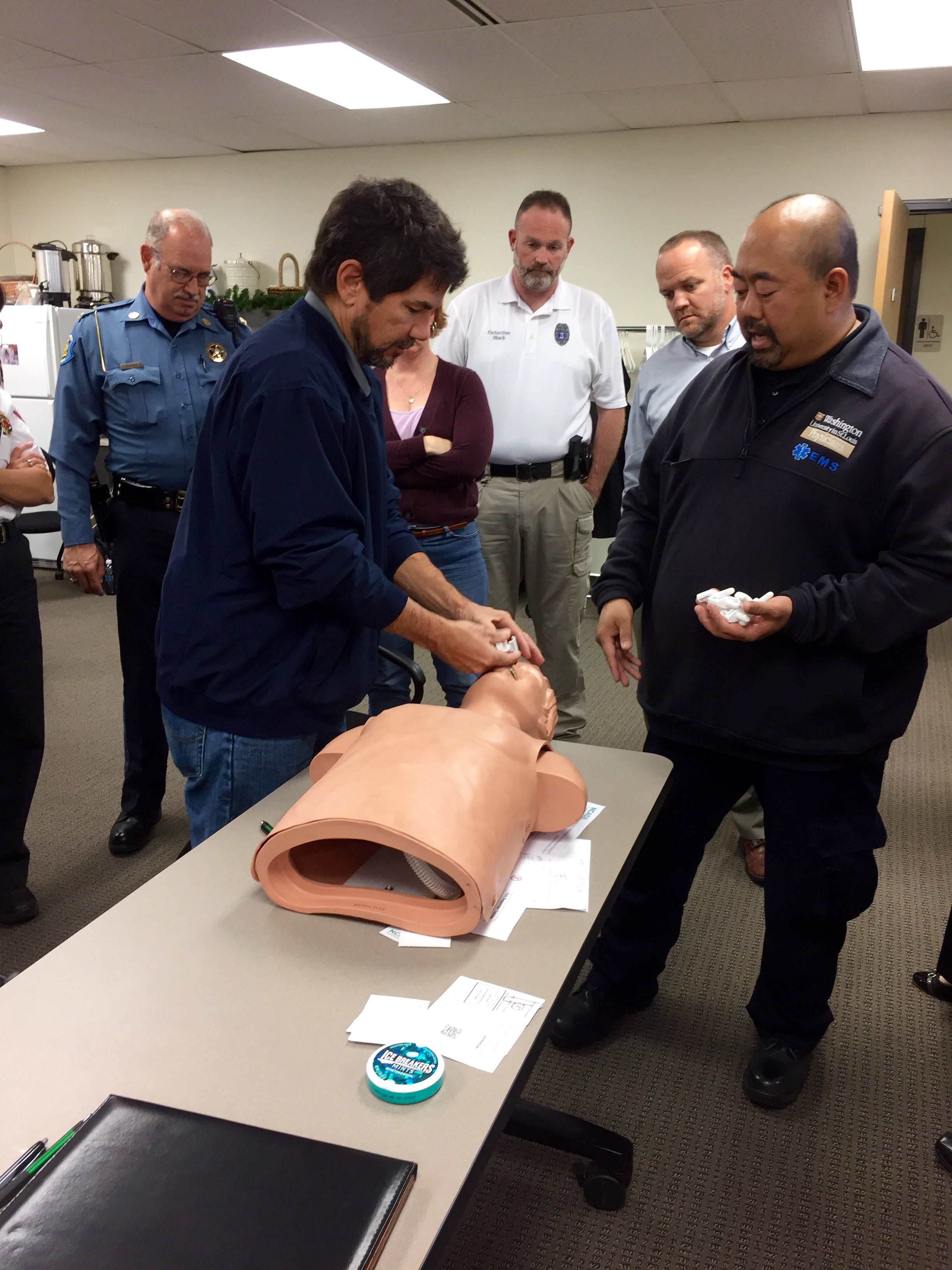 Emergency Responder Training